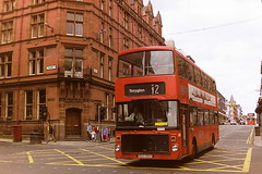 STRATHCLYDE'S BUSES A70 KGG130Y