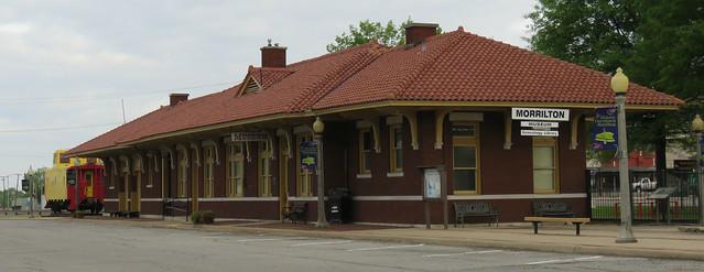 Morrilton Depot