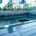 Monumento a las Torres Gemelas del World Trade Center en Nueva York