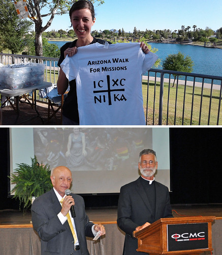 OCMC News - Events in AZ and DC Held in Support of Orthodox Missions