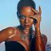 Rihanna by irishishka