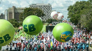 Ocupa Brasília - 24/05/17