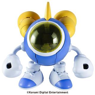 PLUM 縱向捲軸射擊遊戲名作《兵蜂》組裝模型作品! TWIN BEE ツインビー