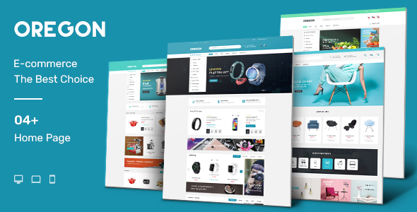 Oregon v1.0 – Responsive Prestashop Theme