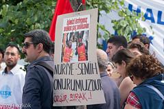 Haksız hukuksuz ihraçlara hayır
