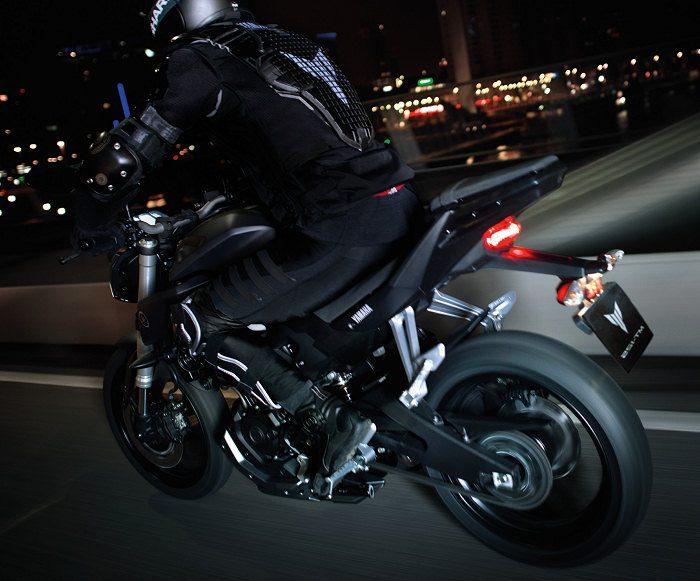 Yamaha MT-125 2014 - 2