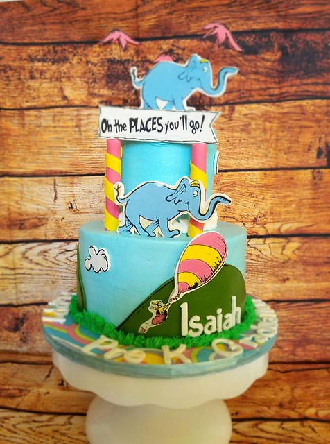 Cake from Karla Garcia of Sweets by Karla