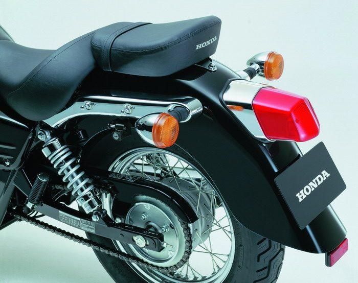 Honda 125 Shadow VT 2006 - 31