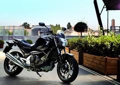Honda NC 700 S 2012 - 2