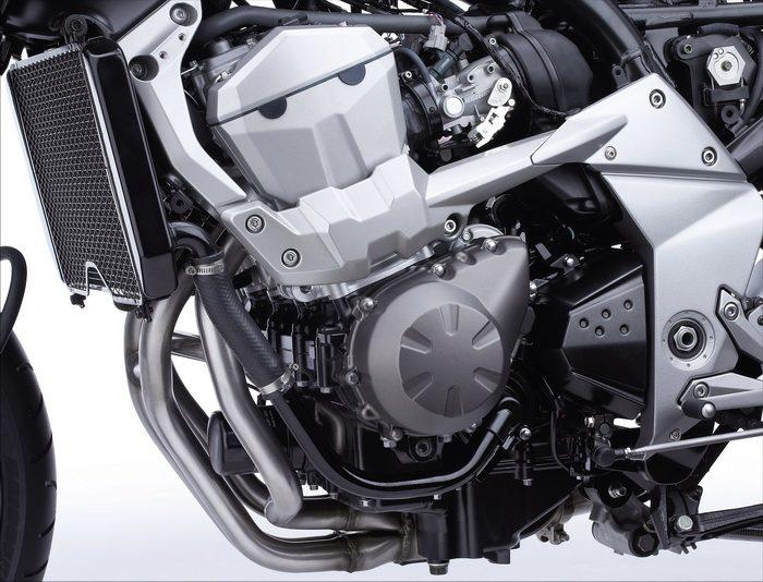 Kawasaki Z 750 2009 - 34