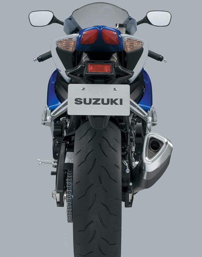 Suzuki 600 GSX-R 2009 - 4