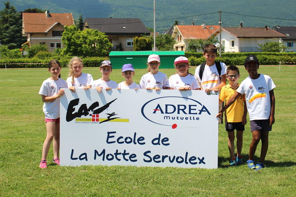 3ème Rencontre des Ecoles d'Athlétisme