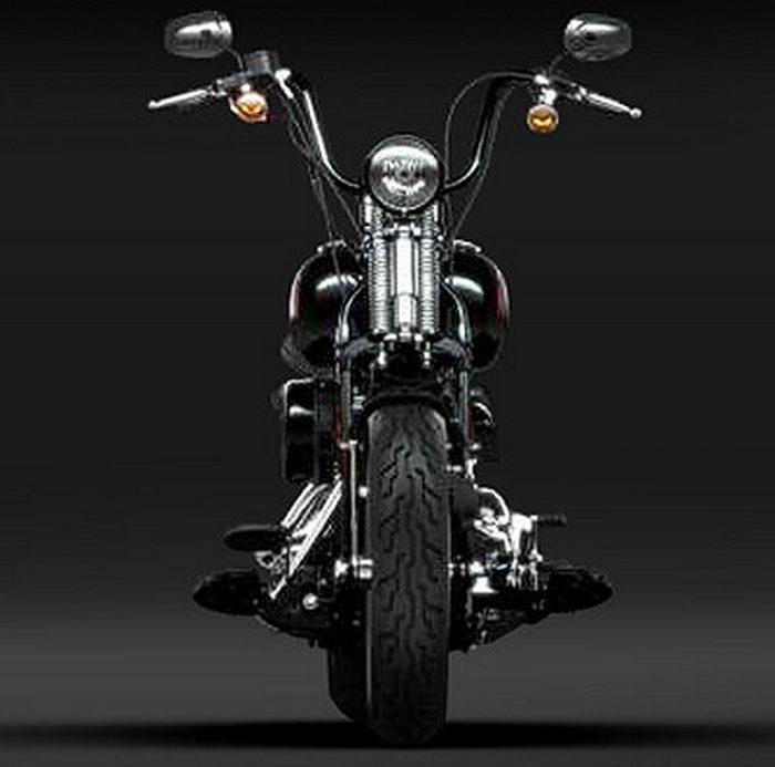 Harley-Davidson FLSTSB 1584 SOFTAIL CROSS BONES 2008 - 3