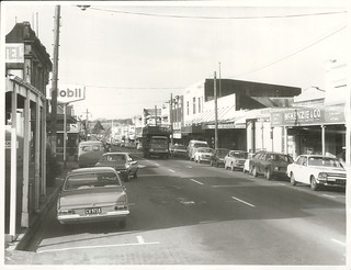 High Street , Dannevirke. Hawkes Bay Province