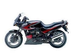 Kawasaki 500 GPZ 2001 - 4