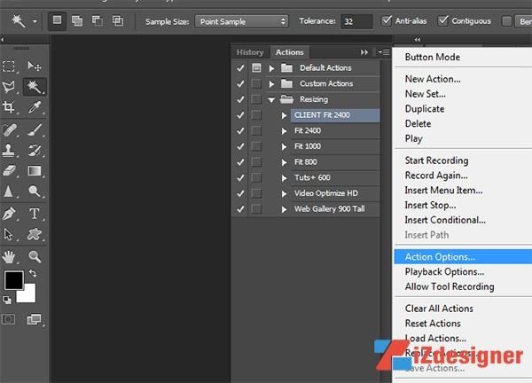 30 phím tắt giúp bạn làm việc hiệu quả với Adobe Photoshop