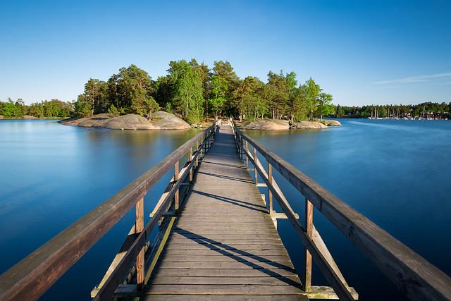 Idyllic Swedish Archipelago