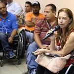 qui, 18/05/2017 - 15:07 - 9ª Reunião Extraordinária - Comissão de Direitos Humanos e Defesa do ConsumidorAudiência pública com a finalidade de discutir a atual situação dos vendedores ambulantes com deficiência (PCDs). Local: Plenário Juscelino KubitschekData: 18-05-2017Foto: Abraão Bruck - CMBH