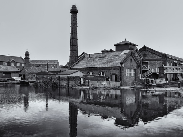 Canal workshops
