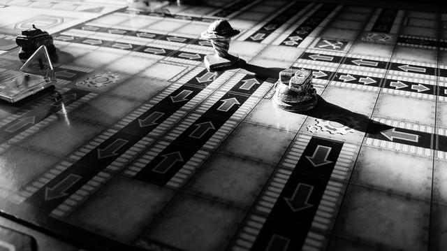 136/365 : Robo wars