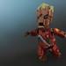 Baby Groot! by Legohaulic