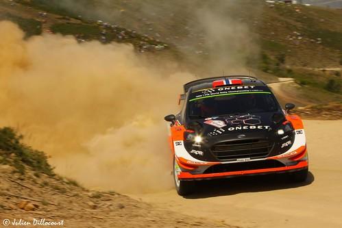 Vodafone Rally de Portugal 2017 : Mads Ostberg / Ola Floene