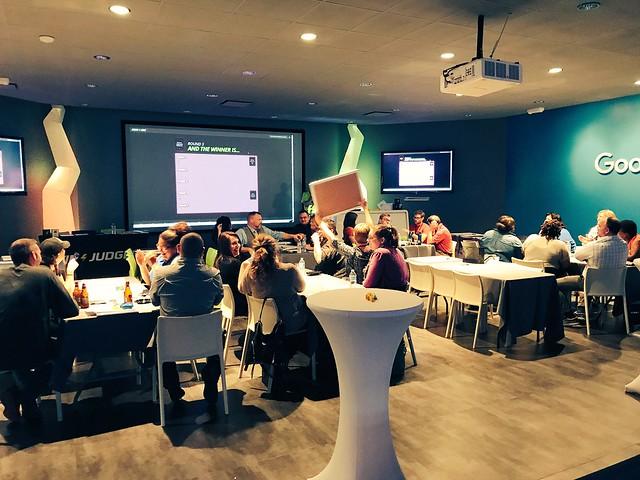 Ideajab entrepreneurial thinking tournament!!