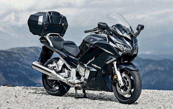 moto yamaha fjr 2018