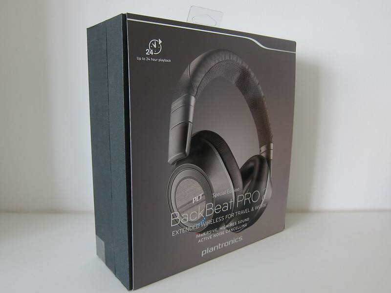 Plantronics BackBeat PRO 2 SE - Box