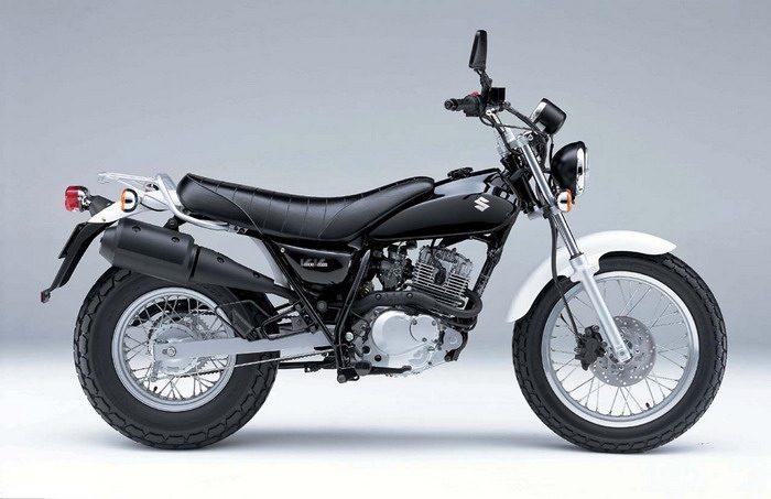Suzuki 125 VAN VAN 2003 - 6