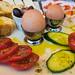 A Greek Breakfast (Alykanas -Zakynthos - Greece) (Panasonic Lumix LX15 Compact) (1 of 1)