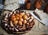 Pulpo. Cocina gallega