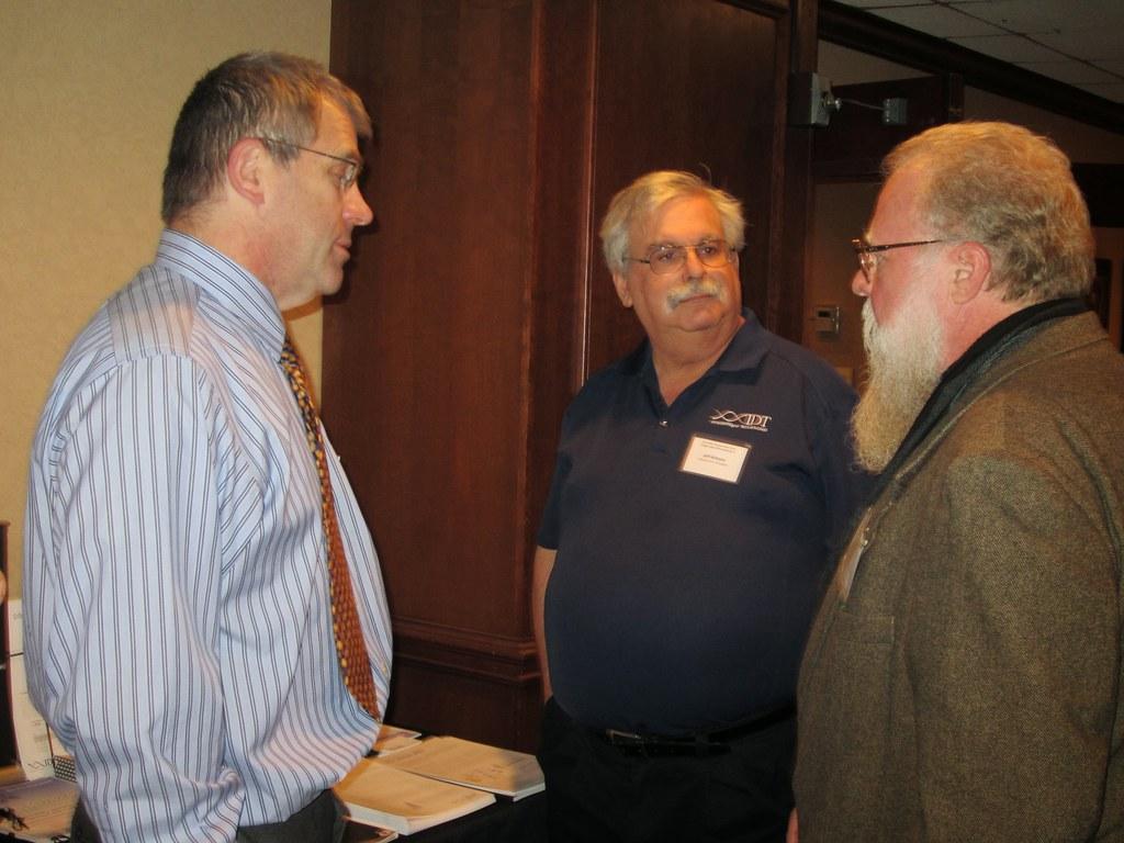 Harold Smith & Jeff Williams -  IDT Rep (2)