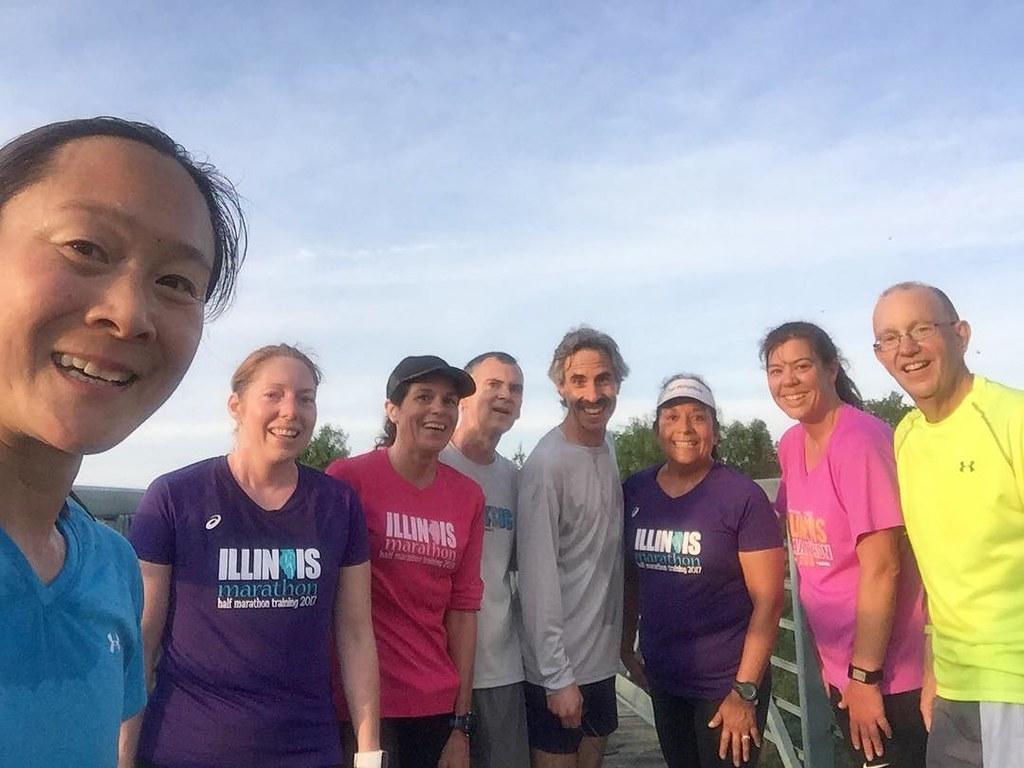 50th Birthday Run Group Shirleyruns Secondwindrunning 50minutesfor50years