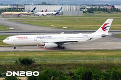 China Eastern A330-343 msn 1768