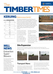 Timber Times ? Newsletter