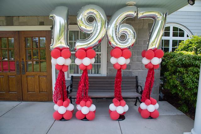 50th Reunion: 1967