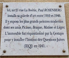 Photo of Marble plaque number 42860