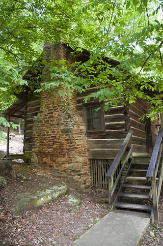 Tennehill Ironworks Historical State Park, Alabama