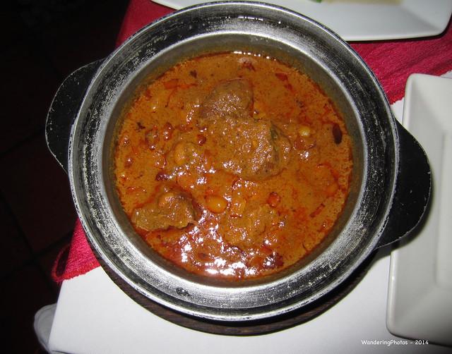 Suraman Beef Kroeung Coconut, Canon IXUS 220HS