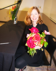 Aslhey Ream the Magnificent With An Admirer's Fresh Roses