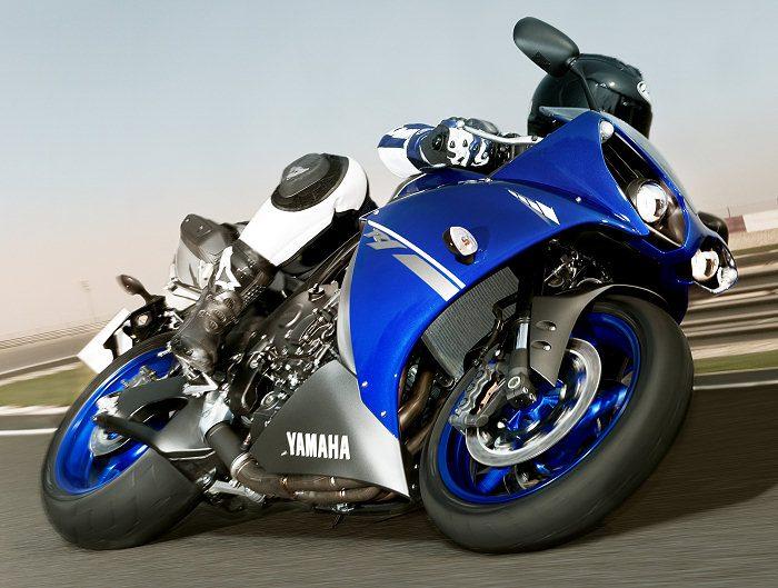 Yamaha YZF-R1 1000 2012 - 10