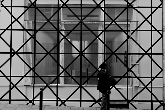Geometry in Paris, Canon EOS 80D, Canon EF 35mm f/2 IS USM