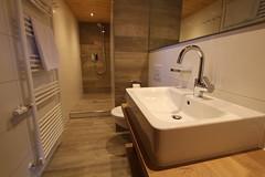 Badezimmer im Gatterhof