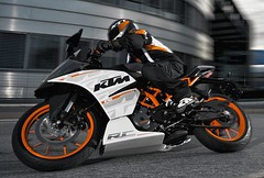 KTM RC 390 2014 - 17