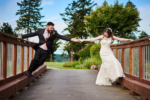 kb wedding playful