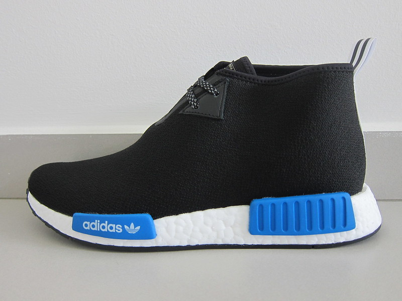 Adidas Originals x PORTER NMD C1 Shoes - Left View