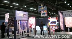 Première Vision New York, lighting and AV setups, av rentals by AVNYC