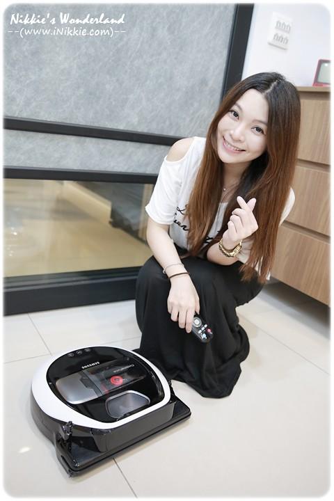 三星掃地機器人POWERbot VR7000
