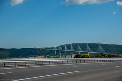 Millau Viaduct On the A75 France